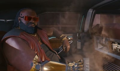 Image result for cyberpunk 2077 dexter deshawn