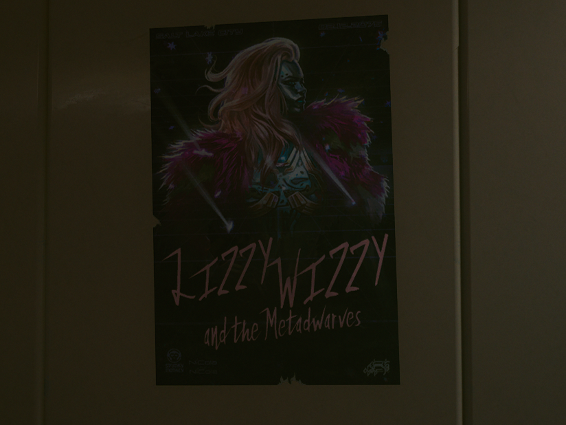 Lizzy Wizzy Poster from Violence